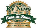 RV News New Unit 2019 Best of Show - Alta 2810KIK